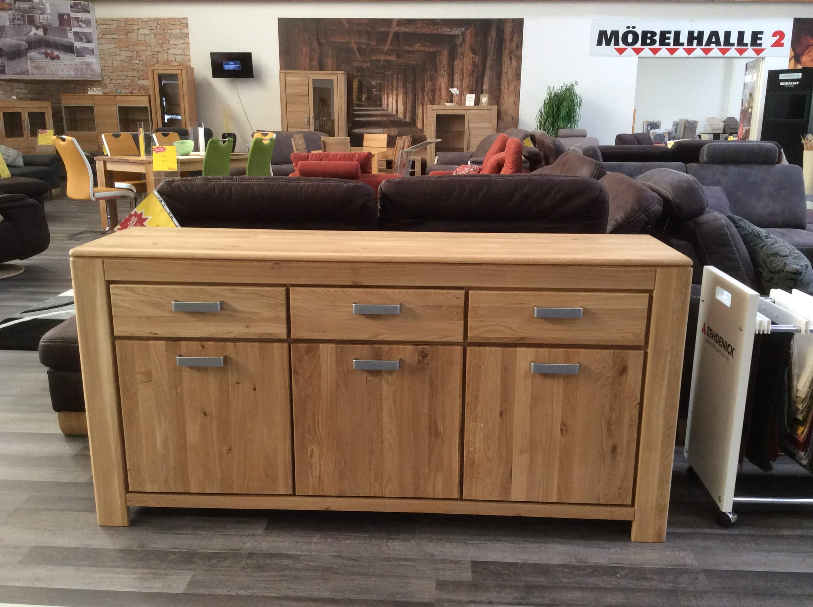 holzkommoden m bel punkt. Black Bedroom Furniture Sets. Home Design Ideas